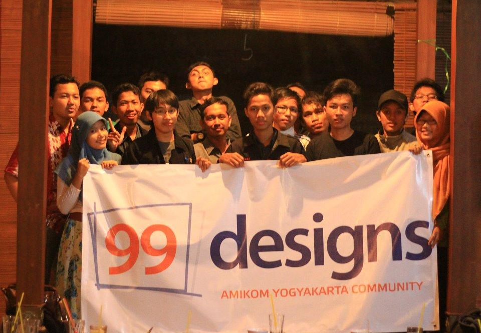 99 Design Amikom Jogja