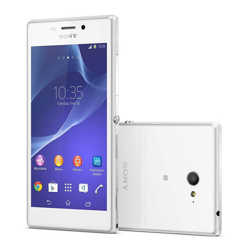Sony Xperia M2 - White
