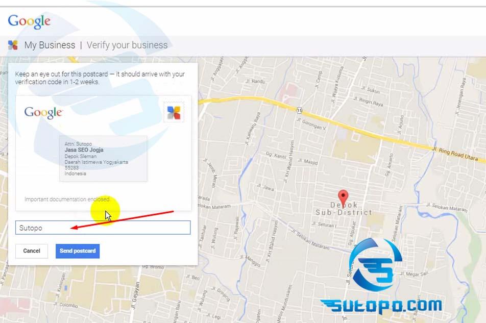 Tutorial cara daftar Google Local Bisnis
