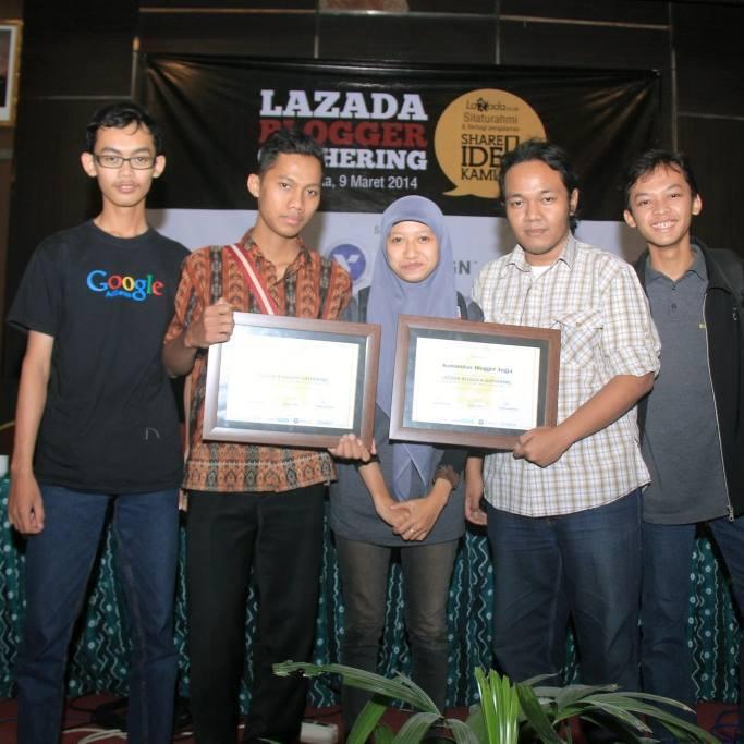 Blogger Lazada Jogja