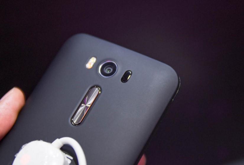 ASUS Zenfone 2 Laser Kamer