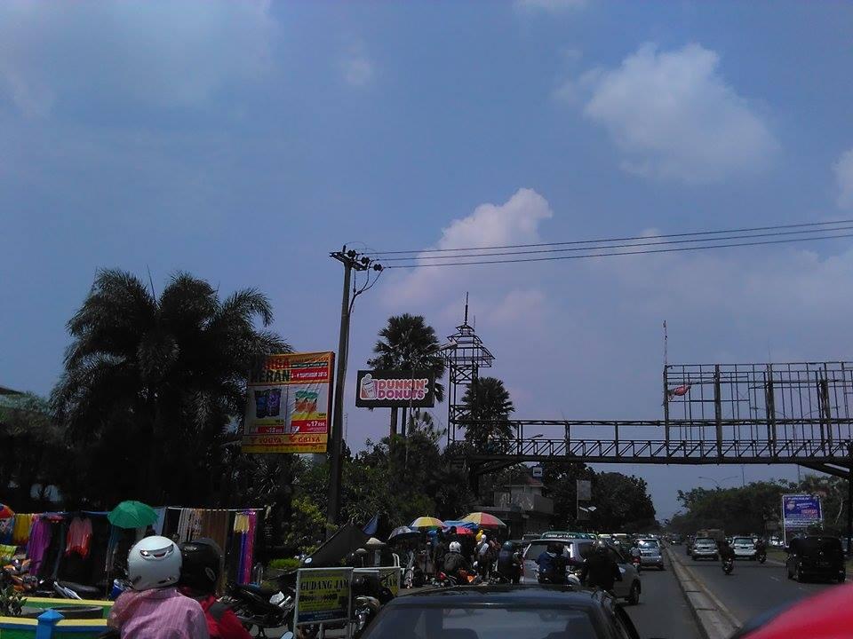 Kota Bandung Macet