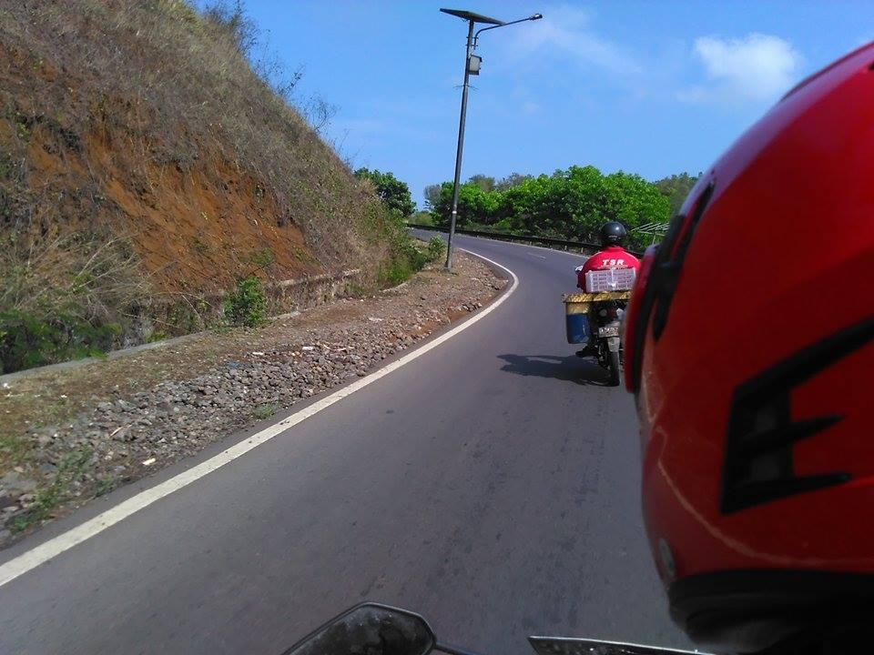 Perjalanan ke Bandung