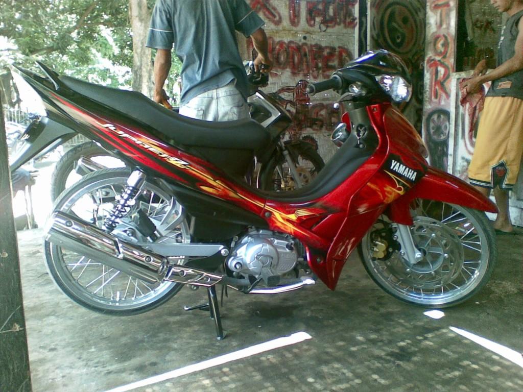 Ide 83 Modifikasi Motor Yamaha Jupiter Z Tahun 2008 Terupdate