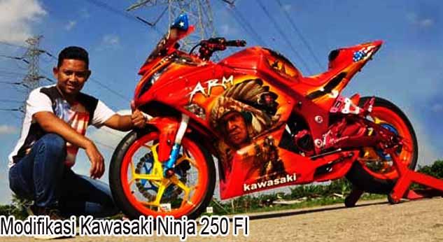 Modifikasi-Ninja-250-airbrush-terbaru