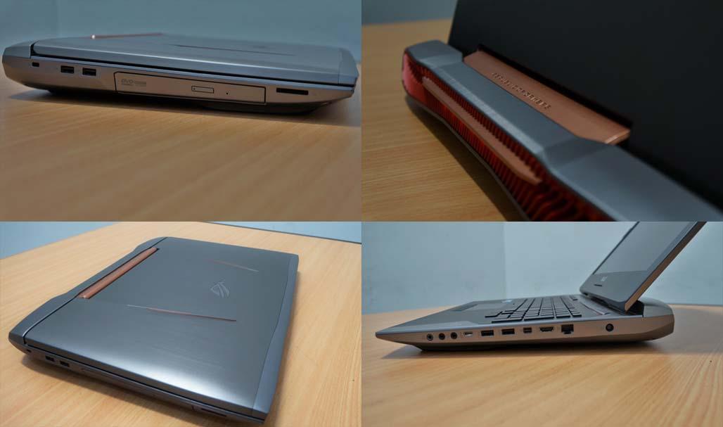 review laptop gaming asus rog g752vs terbaik. Black Bedroom Furniture Sets. Home Design Ideas