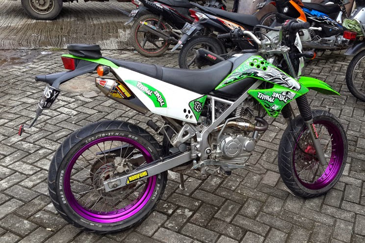 modifikasi-klx-150-supermoto