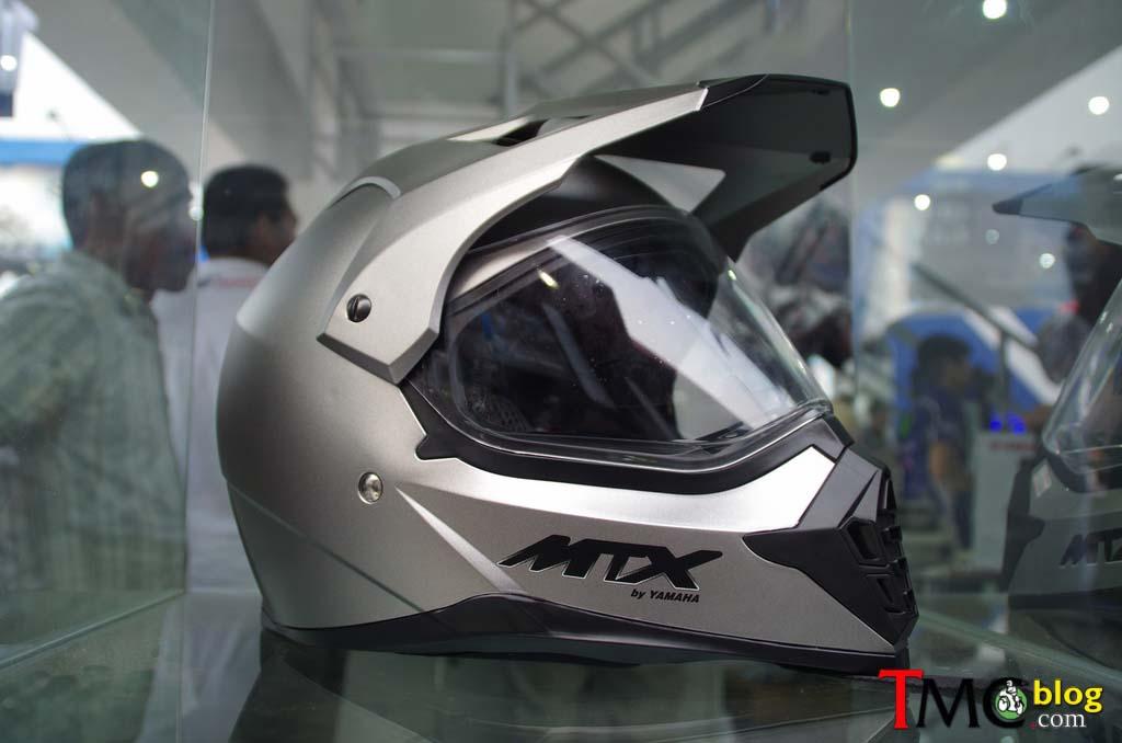 Helm MTX yamaha Keren